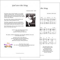 God save the King - Felix Burns - Piano