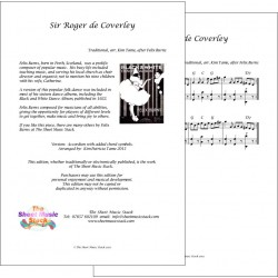 Sir Roger de Coverley - Felix Burns - Accordion