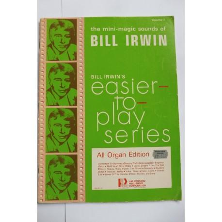 Mini Magic Sounds of Bill Irwin All Organ Edition - vol 7
