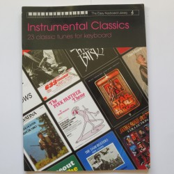 Instrumental classics - Easy Keyboard Library