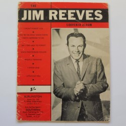 Jim Reeves Souvenir Album