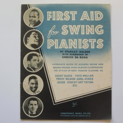 First Aid for Swing Pianists