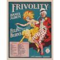 Felix Burns' Frivolity Dance Album - Piano