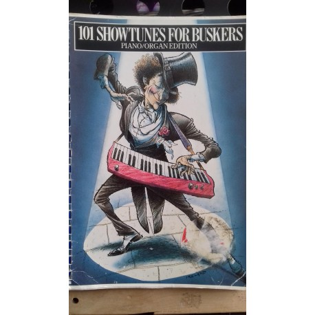 101 Showtunes for Buskers - various composers