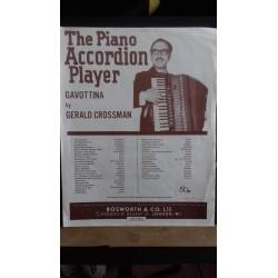 Gavottina - accordion solo - Crossman