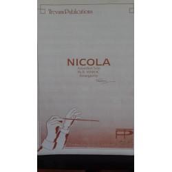 Nicola - accordion solo - B Maroc arr Trevani