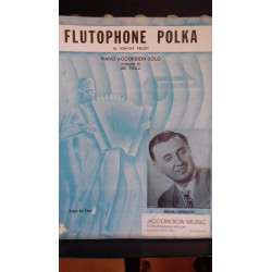 Flutophone Polka - accordion - Jonny Pecon