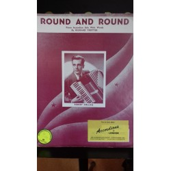 Round and round - accordion & song lyrics - Richard Trotter