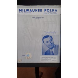 Milwaukee Polka - accordion & song lyrics - Yankovic, Trolli, Pecon