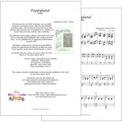Poppyland Waltz - Felix Burns - piano