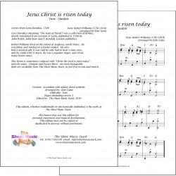 Jesus Christ is risen today - Accordion
