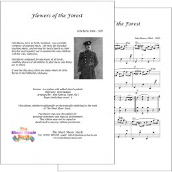 Flowers of the Forest (Woodland Flowers) - Felix Burns - Accordion