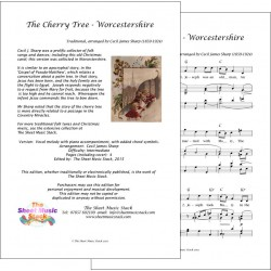 The Cherry Tree (Worcestershire) - Piano