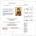Deck the halls with boughs of holly - Lead sheet