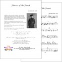 Flowers of the Forest (Woodland Flowers) - Felix Burns - Lead Sheet