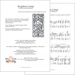 Brighton Camp - Piano