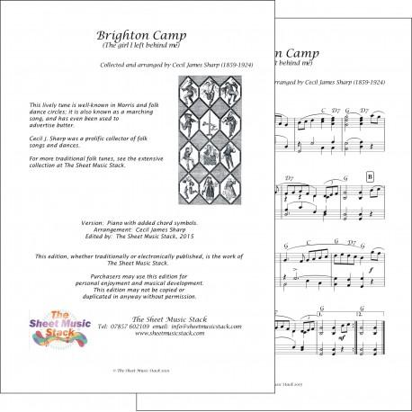 Brighton Camp - Accordion