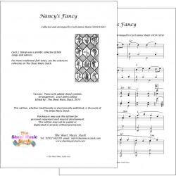 Nancy's Fancy - Piano