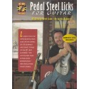 Pedal Steel Licks for Guitar, Forest Rodgers