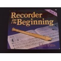 Recorder from the beginning, Book 1, John Pitts