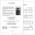 Sweet Phyllis - Felix Burns - piano