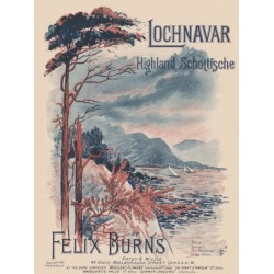 Lochnavar - Felix Burns - accordion