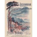 Lochnavar - Felix Burns - lead sheet