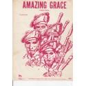Amazing Grace - Lou Leaman - sheet music