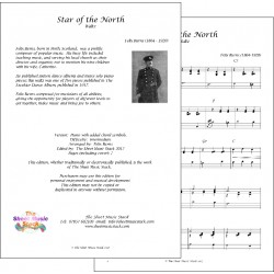 Star of the North - Felix Burns - Piano