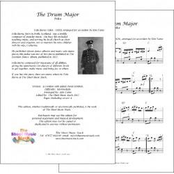 The Drum Major - Felix Burns - Accordion