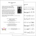 The Shamrock - Felix Burns - Lead sheet