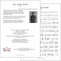 Star of the North - Felix Burns - Lead sheet