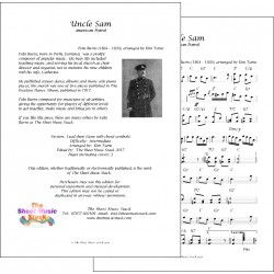 Uncle Sam - Felix Burns - Lead sheet