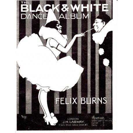 Black & White Dance Album - Lead sheets - Felix Burns