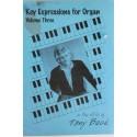 Key Expressions for Organ vol 3 - Tony Back