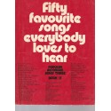 Fifty songs everybody loves to hear - book 13 for Organ - Kenneth Baker, Bill Woodward
