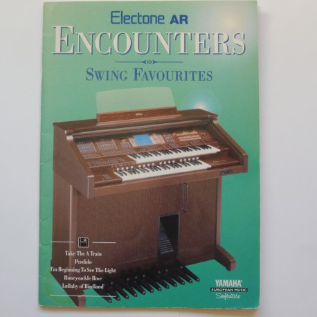 Encounters - Swing favourites for organ
