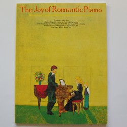 The Joy of Romantic Piano book 2 - Denes Agay