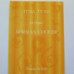 Tuba tune for organ Norman Cocker