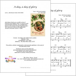 A day, a day of glory - Accordion