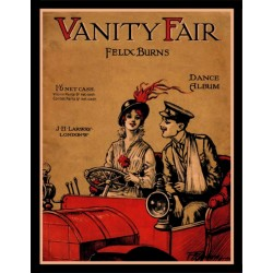 Felix Burns' Vanity Fair Dance Album - Lead sheets
