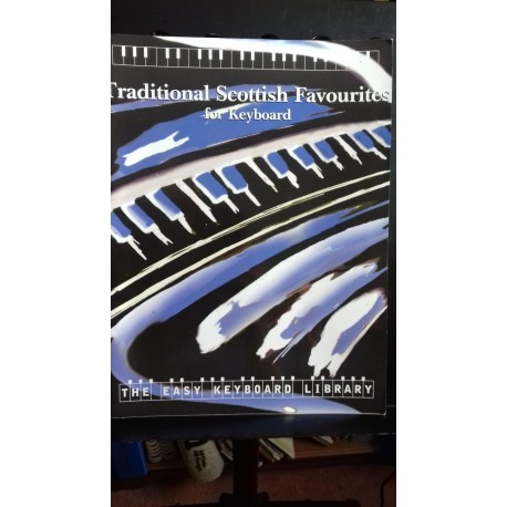 Traditional Scottish favourites for keyboard